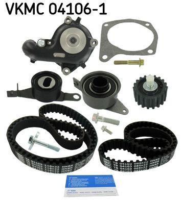 Wasserpumpe + Zahnriemenkit VKMC 04106-1 SKF VKPC84620 in Original Qualität