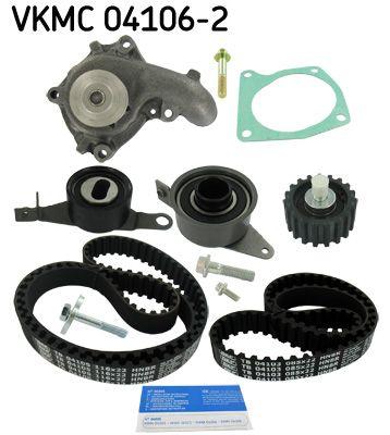 Wasserpumpe + Zahnriemenkit VKMC 04106-2 SKF VKPC84409 in Original Qualität