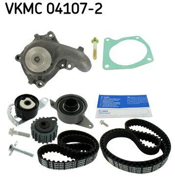 Zahnriemen Kit + Wasserpumpe VKMC 04107-2 SKF VKPC84409 in Original Qualität