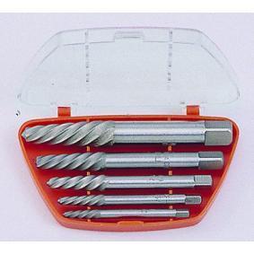 Kit de extractores de pernos