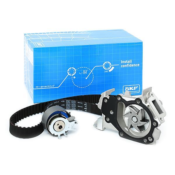Timing belt kit and water pump VKMC 06002 SKF VKPC86810 original quality