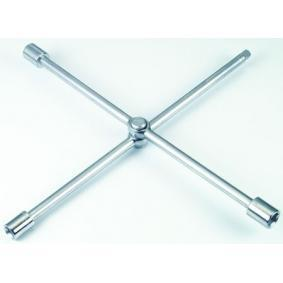 Four-way lug wrench Length: 400mm 681400