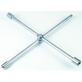 Llave de cruz para rueda de cuatro vías Long.: 400mm 681400