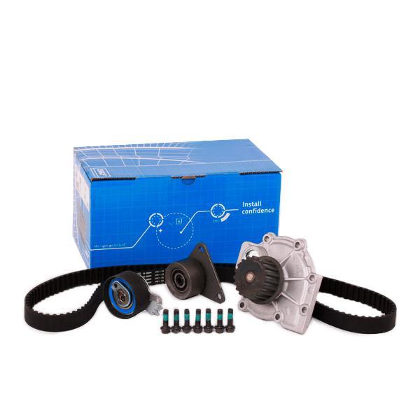 Timing belt kit and water pump VKMC 06604 SKF VKPC86618 original quality