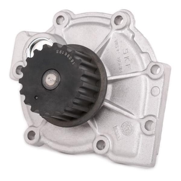 Water Pump + Timing Belt Kit SKF VKMA06604 rating