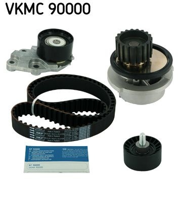 Zahnriemensatz mit Wasserpumpe SKF VKMA90000 Bewertung