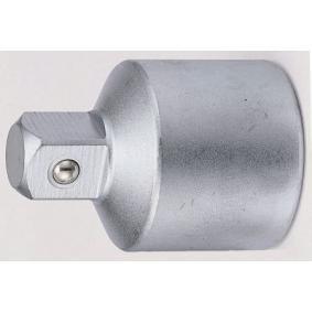 Adapter redukujący, klucz zapadkowy