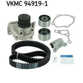 Wasserpumpe + Zahnriemensatz mit OEM-Nummer RF5C-12205-A