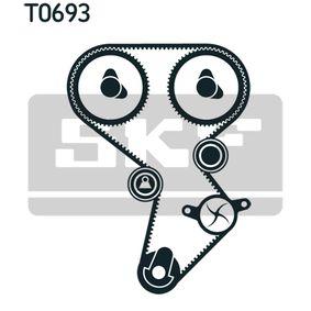 Bomba de agua + kit correa distribución con OEM número MD 121993