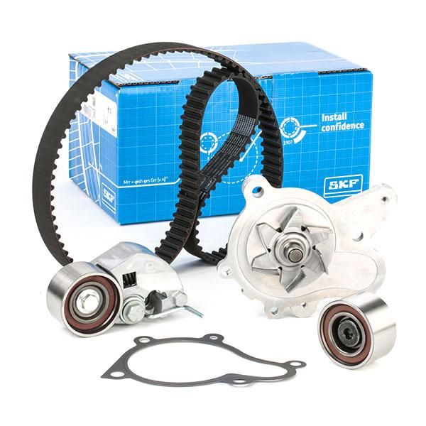 Timing belt and water pump kit SKF VKMC 95660-1 expert knowledge