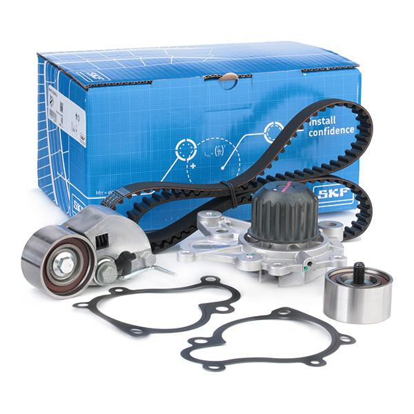 Timing belt and water pump kit SKF VKMC 95660-3 expert knowledge