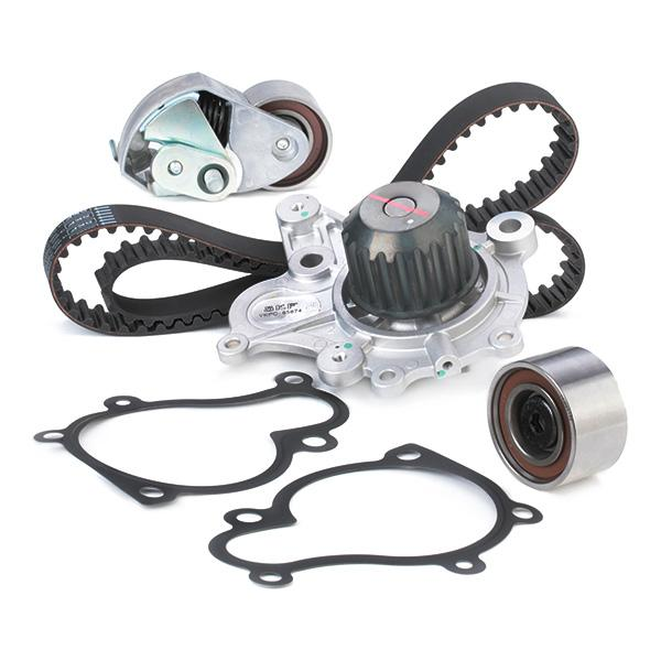 Timing belt and water pump kit SKF VKMC95660-3 7316574956296