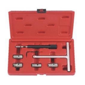 Rengörings- / fräsverktyg, CR-injektorschakt