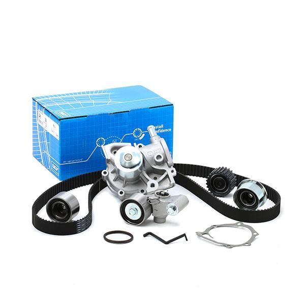 Zahnriemensatz mit Wasserpumpe VKMC 98109 SKF VKPC99407 in Original Qualität