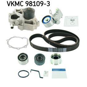 Wasserpumpe + Zahnriemensatz mit OEM-Nummer 13073AA190