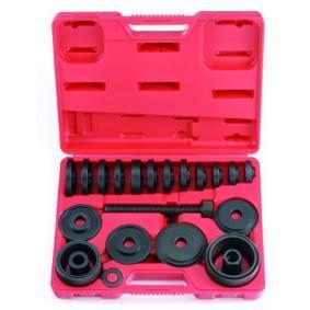 Kit piezas de empuje, extractor / embutidor