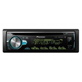 Auto-Stereoanlage Leistung: 4x50W DEHS5000BT
