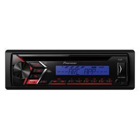 Auto-Stereoanlage Leistung: 4x50W DEHS100UBB