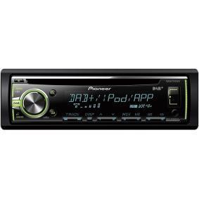 Stereo Potenza: 4x50W DEHX6800DAB