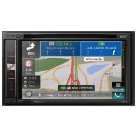 PIONEER AVIC-F980DAB AVIC-F980DAB Multimedia-Empfänger Bluetooth: Ja