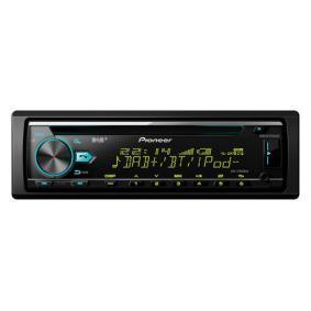 Auto-Stereoanlage Leistung: 4x50W DEHX7800DAB