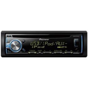 PIONEER DEH-X3800UI DEH-X3800UI Auto-Stereoanlage Leistung: 4x50W