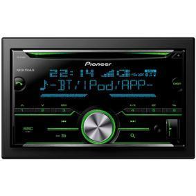Auto-Stereoanlage Leistung: 4x50W FHX730BT