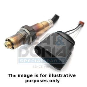 Lambdasonde Kabellänge: 630mm mit OEM-Nummer 06A906262CM