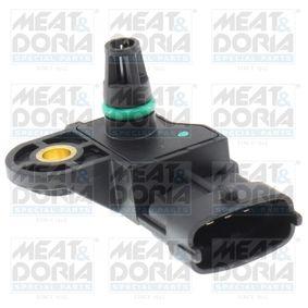 Sensore, Pressione alimentazione con OEM Numero 50424 5257