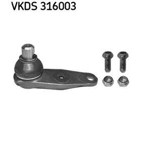 Trag- / Führungsgelenk VKDS 316003 TWINGO 2 (CN0) 1.2 Bj 2012