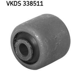 Lagerung, Lenker Ø: 46,5mm, Innendurchmesser: 12,2mm mit OEM-Nummer 31 12 1 124 622