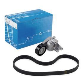 Комплект пистов ремък VKMA 31037 Golf 5 (1K1) 1.9 TDI Г.П. 2004