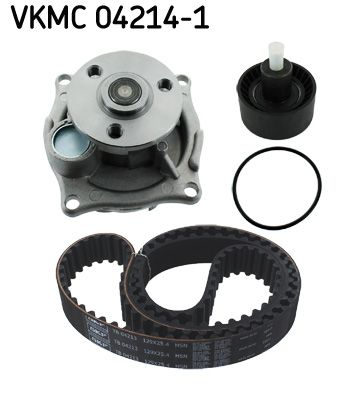 SKF  VKMC 04214-1 Wasserpumpe + Zahnriemensatz
