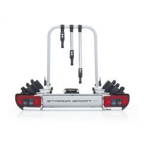 Cykelhållare, bakräcke min. cykel-ramhöjd: 25mm, max. cykelramstorlek: 80mm 022685