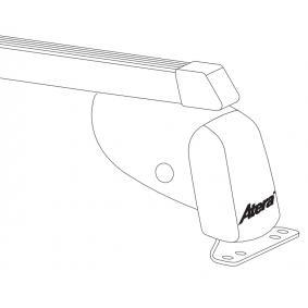 Estrutura de transporte no tejadilho / barras de tejadilho Comprimento: 110cm 044107 NISSAN X-TRAIL (T30)