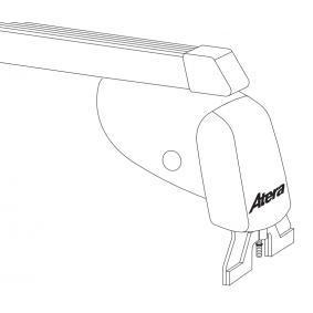 Roof rails / roof bars Length: 110cm 044120 OPEL ASTRA, ZAFIRA