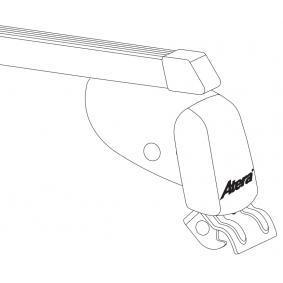 Estrutura de transporte no tejadilho / barras de tejadilho Comprimento: 110cm, 100cm 044126 OPEL ASTRA, VECTRA, ZAFIRA