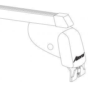 Tetőcsomagtartó Hossz: 110cm 044132 MERCEDES-BENZ A-osztály, B-osztály
