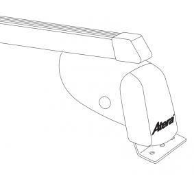 Estrutura de transporte no tejadilho / barras de tejadilho Comprimento: 110cm 044134 FORD Focus II Carrinha (DA_, FFS, DS)