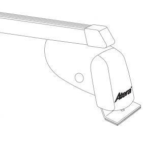 Estrutura de transporte no tejadilho / barras de tejadilho Comprimento: 110cm 044159