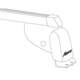 Estrutura de transporte no tejadilho / barras de tejadilho Comprimento: 110cm 044186 SUBARU XV (_GP_)