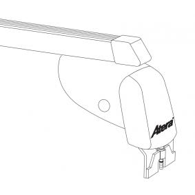 Roof rails / roof bars Length: 112cm 044243 MERCEDES-BENZ R-Class (W251, V251)