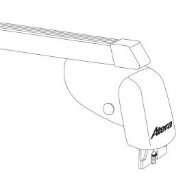 Tetőcsomagtartó Hossz: 110cm 044307 MERCEDES-BENZ C-osztály Sedan (W205)