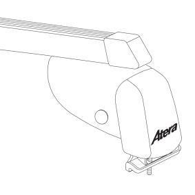 Střešní nosiče Délka: 122cm 044326 AUDI Q7 (4MB)