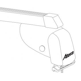 Barre de toit Longueur: 122cm 044326 AUDI Q7 (4MB)