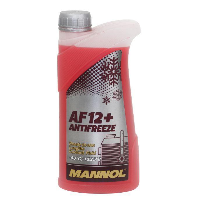 Glycol coolant MANNOL AF12 4036021157696