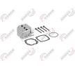 Zylinderkopf, Druckluftkompressor 12 03 10 OE Nummer 120310