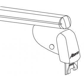 Roof bars Length: 110cm 045188 MERCEDES-BENZ A-Class, CLA