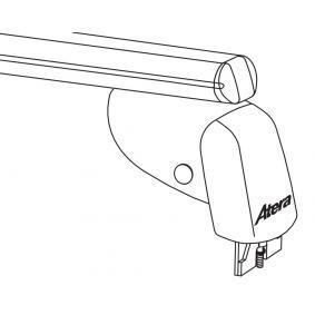 Tetőcsomagtartó Hossz: 110cm 045346 MERCEDES-BENZ E-osztály Coupe (C238)