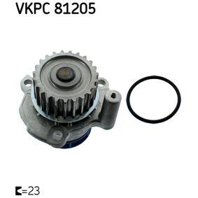 Wasserpumpe mit OEM-Nummer 06F 121 011